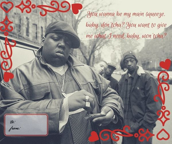 "<a href=""https://www.youtube.com/watch?v=9jqZ_uYweRk"" target=""_blank"">""Get Money""</a> by Notorious B.I.G.&nbsp;"