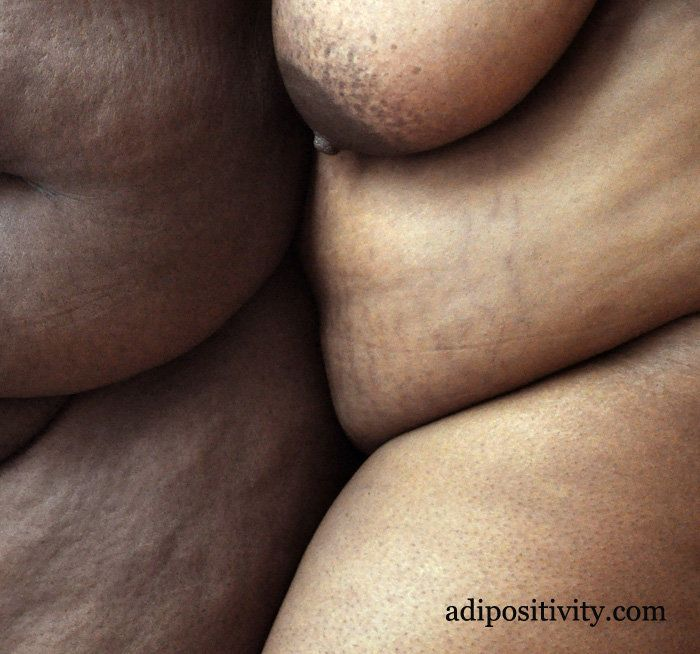 Sexy fat nude people