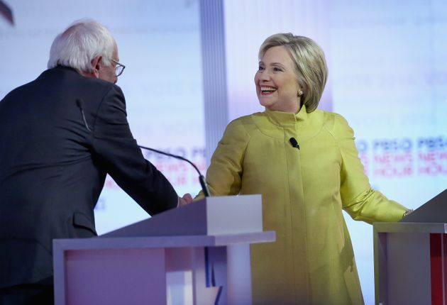 Bernie Sanders and Hillary Clinton don't exactly see eye to eye on how to deal with migrant children...