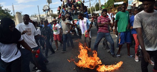 Haiti's Political Crisis: 'Uncertainty Is The Only Thing We Know For Sure'