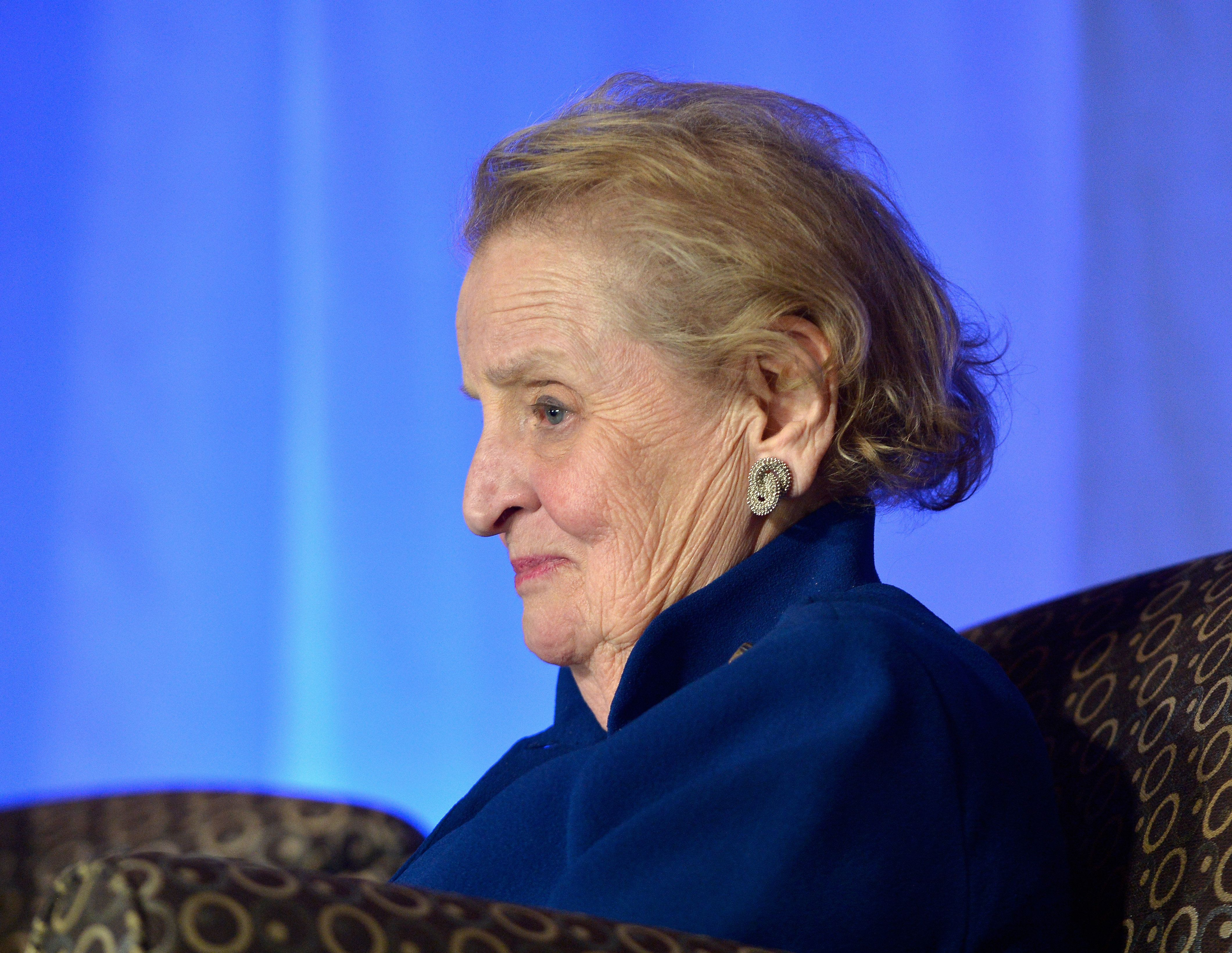 Pictures of madeleine albright Wayne LaPierre House Pictures - m
