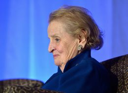 Albright Apologizes For Implying Female Bernie Supporters Will Go To Hell