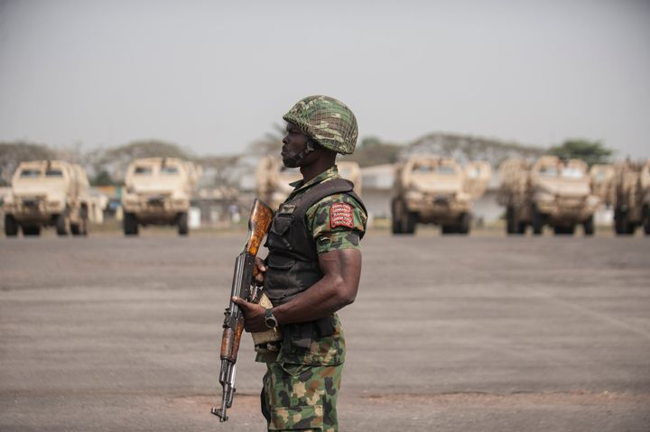 Nigeria's military has recaptured a swath of territory from the group over the past year, but struggled to safeguard the terr