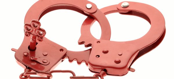Couple's 'Kinky' Night In Handcuffs Ends In Real Arrest