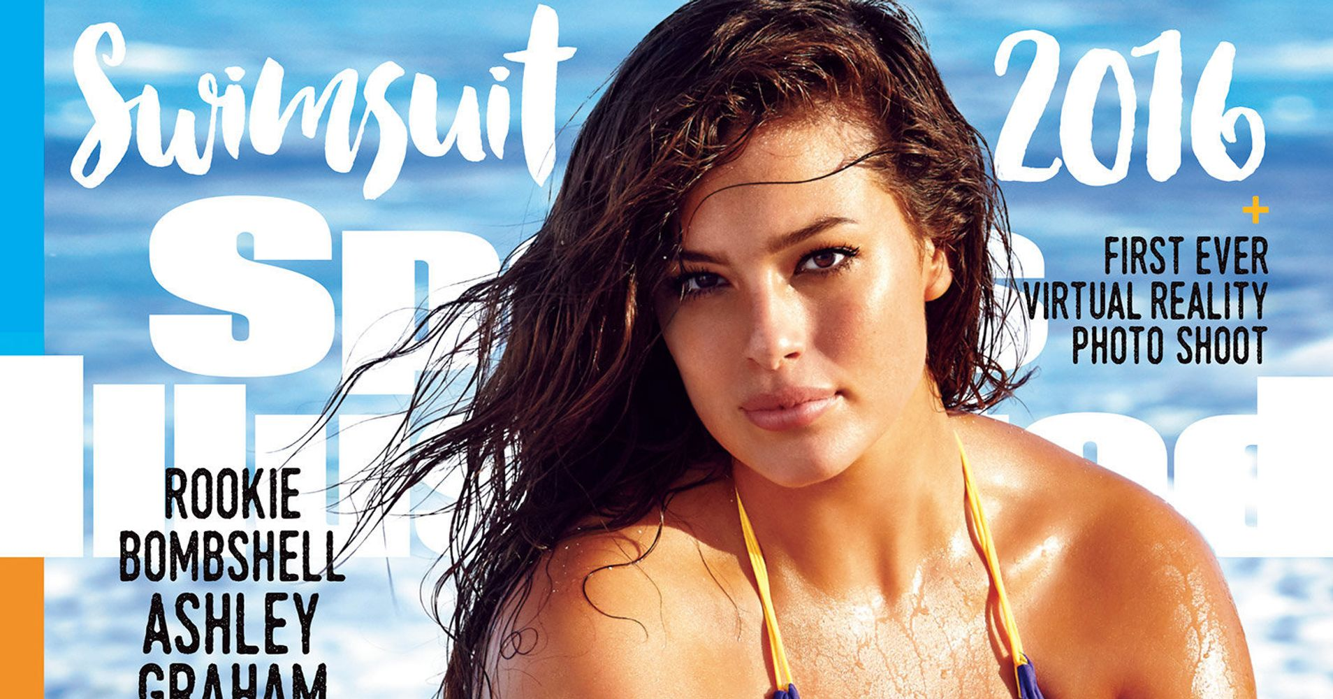 3b6f49ba7e6a0 Sports Illustrated Just Made History By Putting A Plus-Size Model On Its  Cover