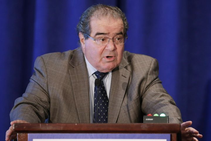 The biting, borderline prejudiced commentary of former Supreme Court Justice Antonin Scalia, who died Saturday, earnedh