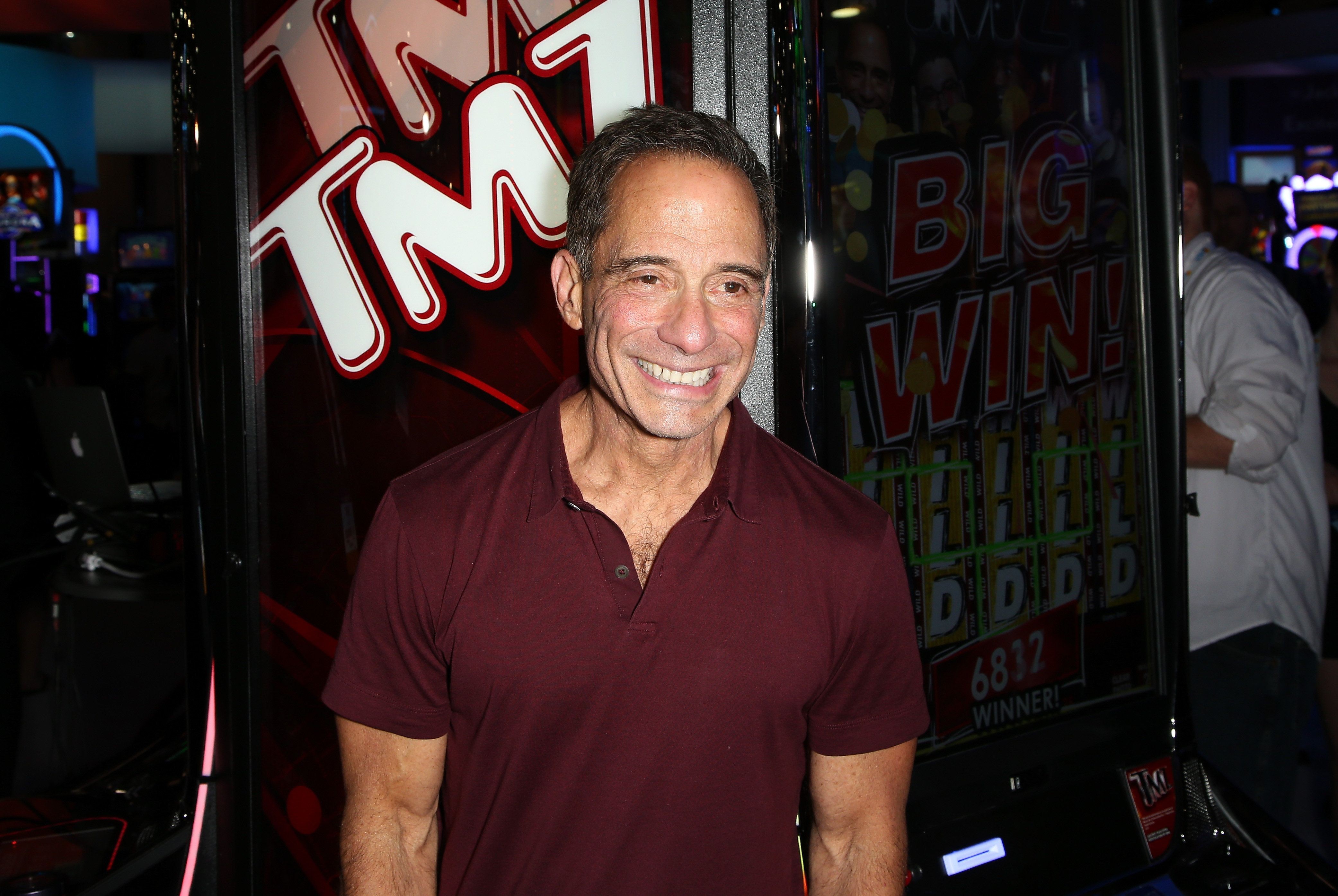 LAS VEGAS, NV - SEPTEMBER 30:  TMZ Executive Producer Harvey Levin unveils IGT's TMZ Video Slots at the Global Gaming Expo (G2E) 2015 at the Sands Expo and Convention Center on September 30, 2015 in Las Vegas, Nevada.  (Photo by Gabe Ginsberg/Getty Images)