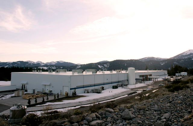 Crystal Geyser plans to operate a beverage bottling facility in Mount Shasta at a former bottling plant owned by Coca-Cola.