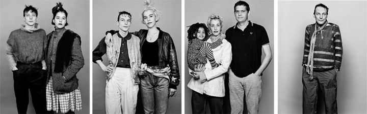 Since 1982, Barbara Davatz has documented the changing styles and relations of lovers, friends and siblings.