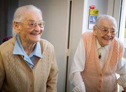 104-Year-Old Twins' Key To Longevity Is Just So Sweet