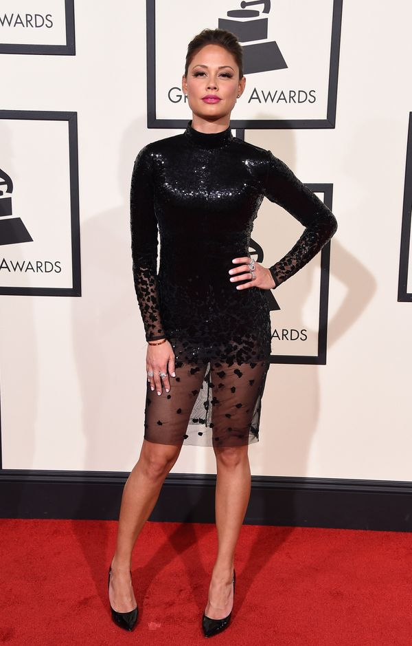The Grammys Red Carpet 2016 All The Looks From The Night