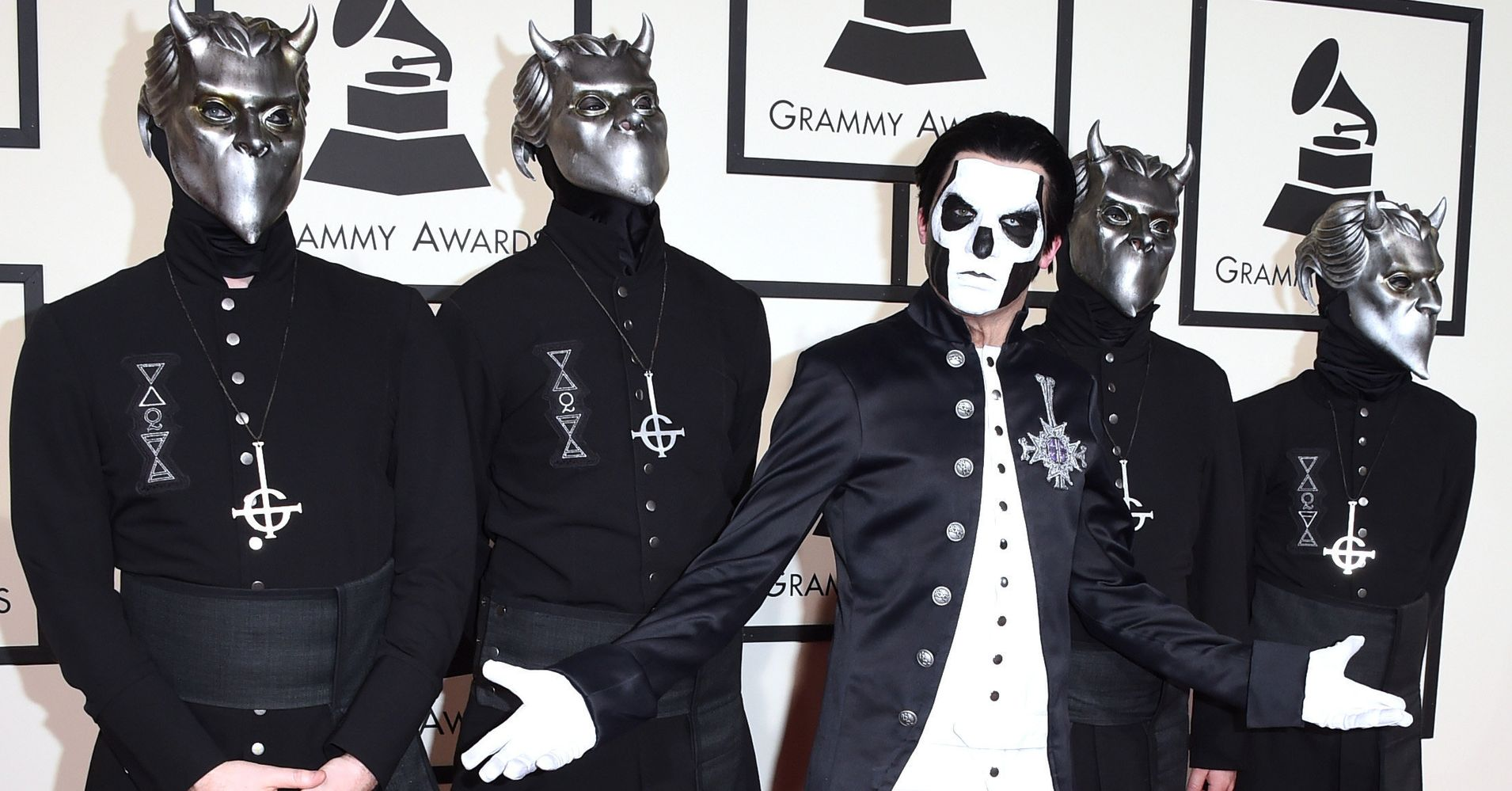 Swedish Band Ghost Were The Talk Of The Grammys With Their Unique ...