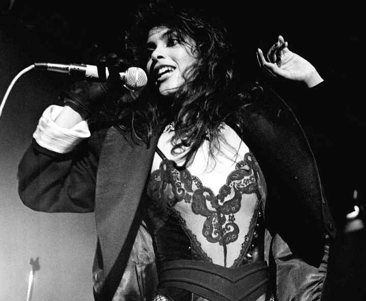 Denise  Vanity Matthews Reformed Pop Star And Prince Prot G Dead At 57 HuffPost