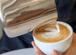 Coffee's Invisible Carbon Footprint: All That Milk