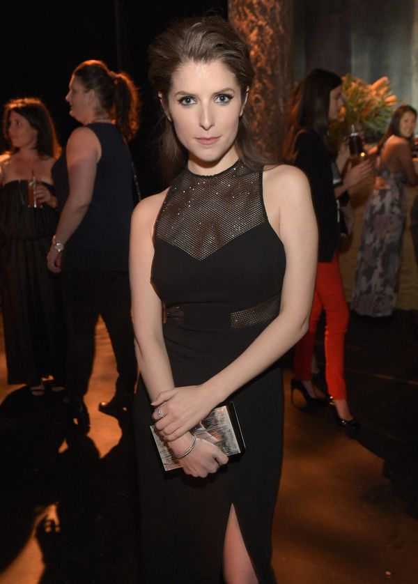 Actress Anna Kendrick attends Universal Music Group 2016 Grammy After Party.