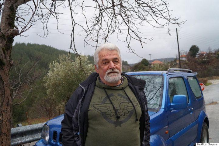 Giorgos Kostas.