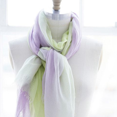 Scarf, O, The Oprah Magazine Collection for Talbots, $59.