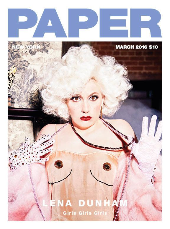 covers Paper nude magazine