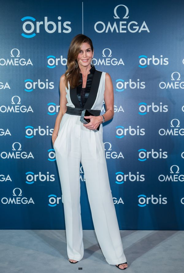 50 Stunning Photos Of Cindy Crawford On Her 50th Birthday   HuffPost