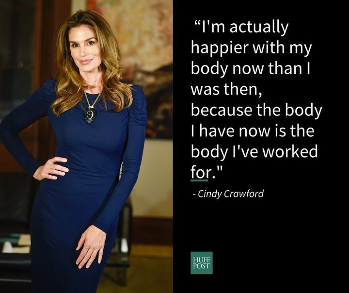 5 Kick-Ass Cindy Crawford Quotes On Aging To Mark Her 50th