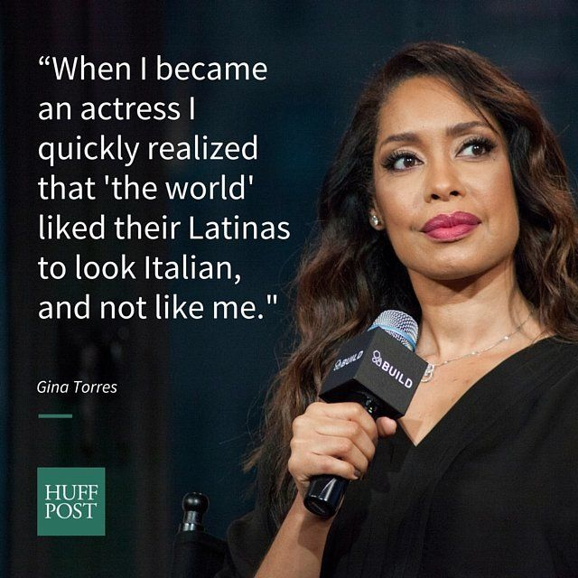 "In NBC Universo's ""Black and Latino"" documentary, <a href=""http://www.nbcuniverso.com/black-and-latino-gina-torres-extended-i"