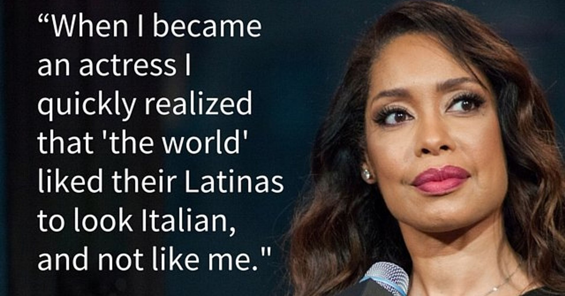 Ethnic background of celebrities - 9 Famous Faces On The Struggles And Beauty Of Being Afro Latino Huffpost
