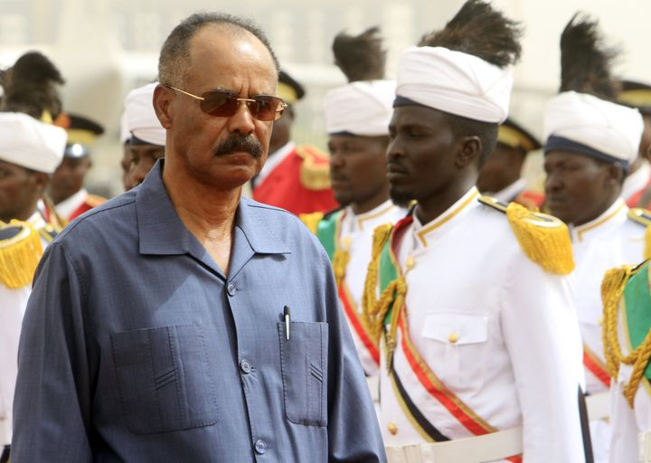President Isaias Afwerki, pictured here last June, has ruled Eritrea since the country won independence in 1993.