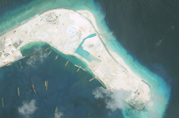 China Sends Missiles To Contested South China Sea Island