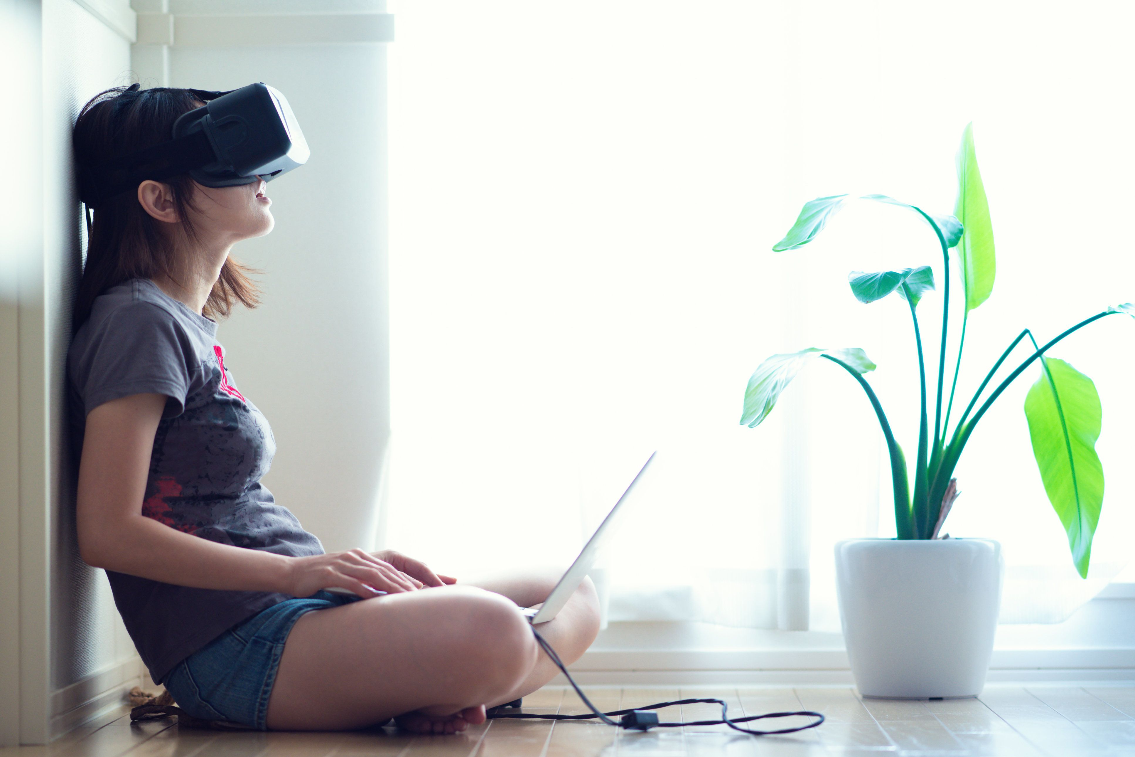 A new study finds that virtual reality therapy can boost feelings of self-compassion in patients with depression.