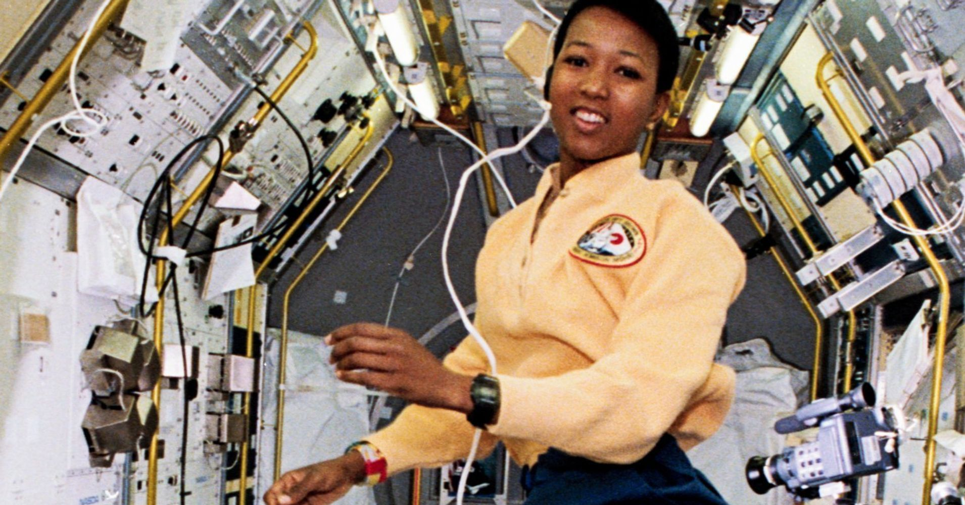 This Little-Known Quirk Makes Us Love Astronaut Mae ...