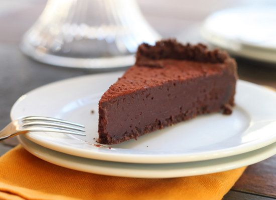 "<strong>Get the <a href=""http://cilantropist.blogspot.com/2011/02/dark-chocolate-truffle-tart.html"">Dark Chocolate Truffle Ta"
