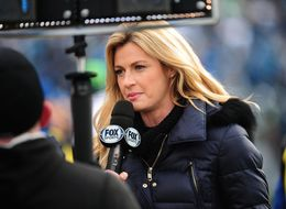 Erin Andrews On The Problematic Double-Standard Between Male And Female Sportscasters