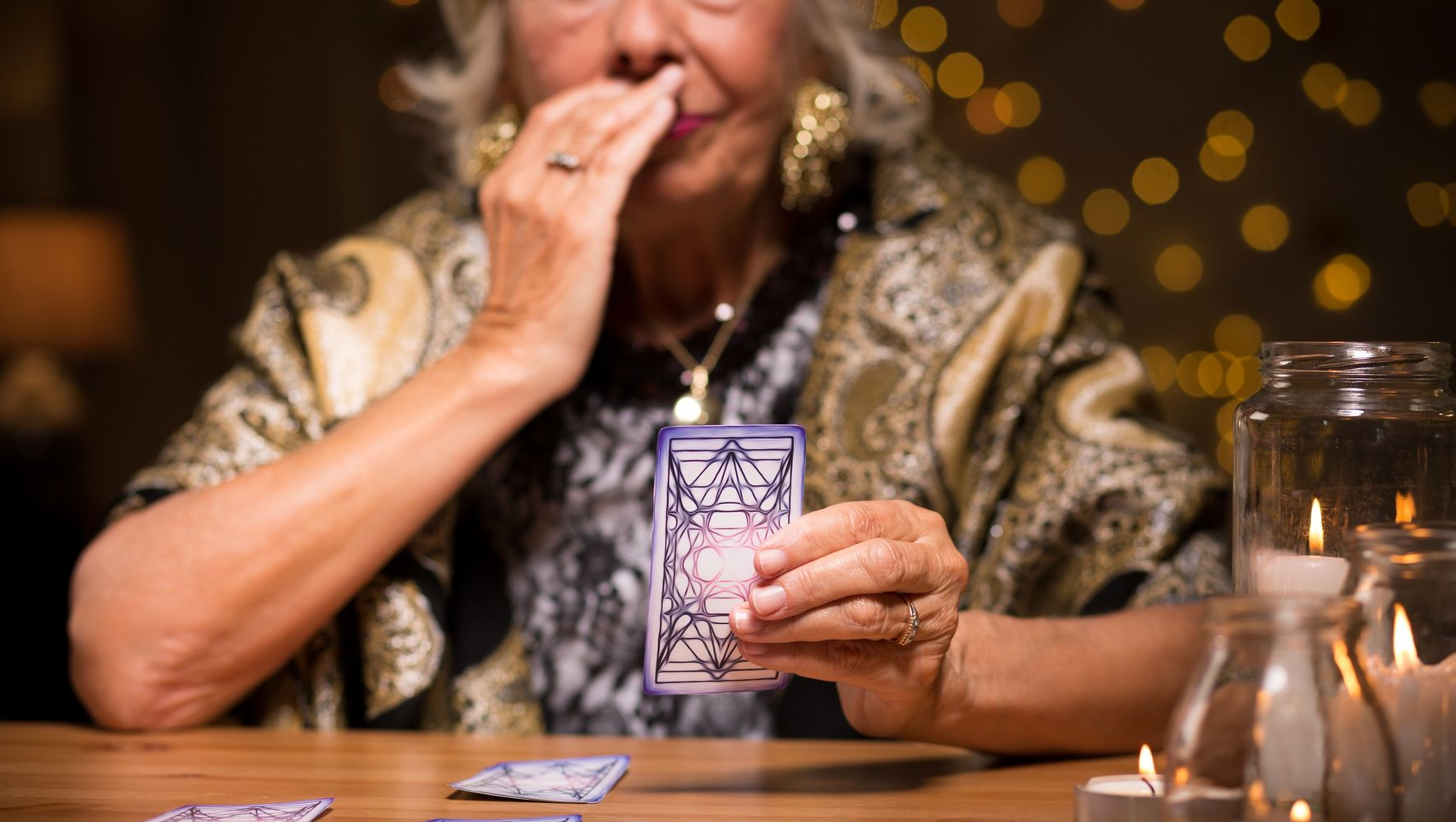 9 Real Stories Of Surreal Encounters With Psychics | HuffPost