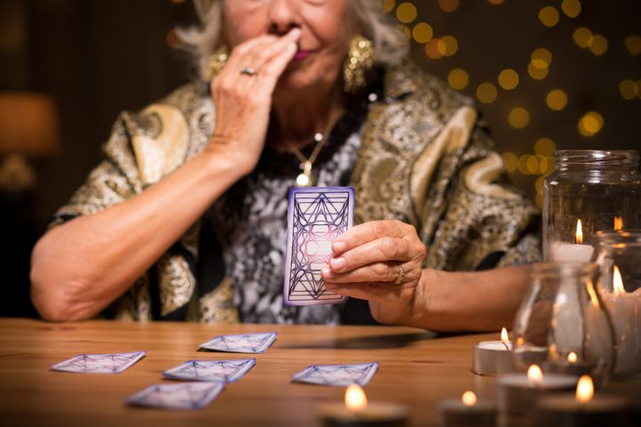 We asked the Huffington Post newsroom to anonymously share their stories of encounters with psychics.