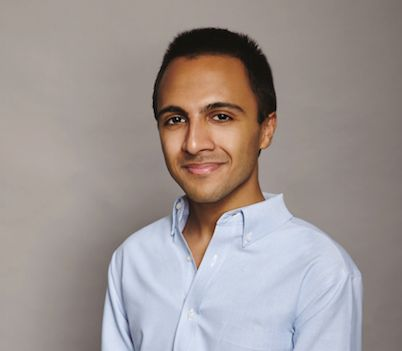 Nikhil Goyal, author of <i>Schools on Trial: How Freedom and Creativity Can Fix Our Educational Malpractice.</i>
