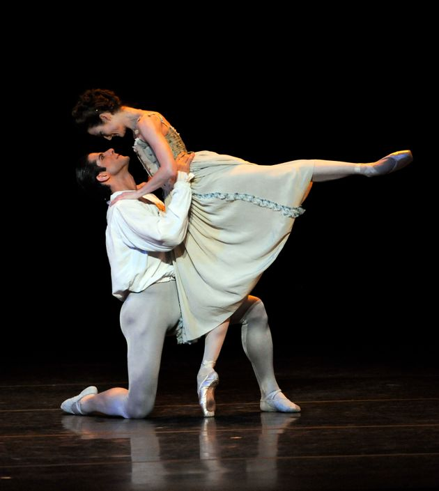 What Male Ballet Dancers Can Teach You About Being A Great Partner Huffpost