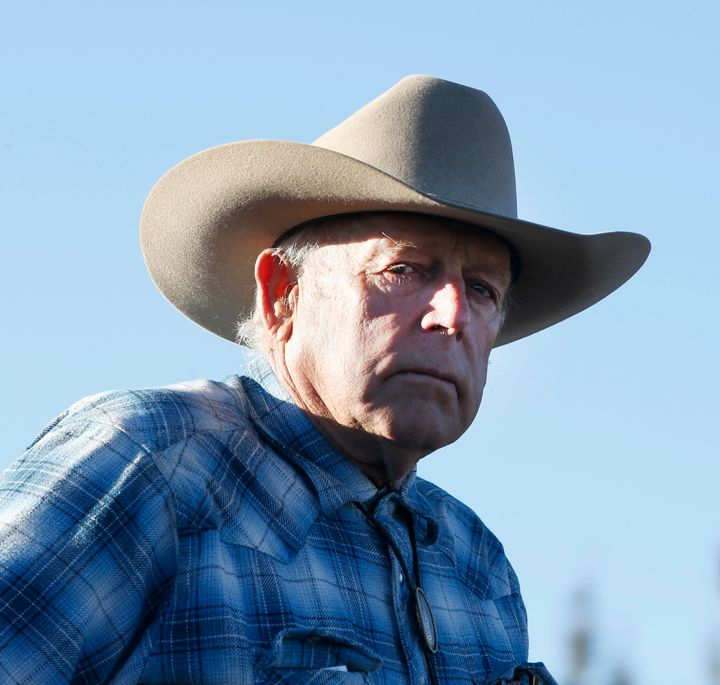 Cliven Bundy was arrested earlier this month in Portland, Ore., where his sons Ammon and Ryan Bundy were being held afte
