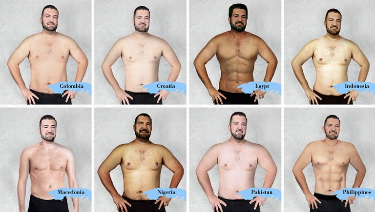 What body type ishot? Depends who you ask.
