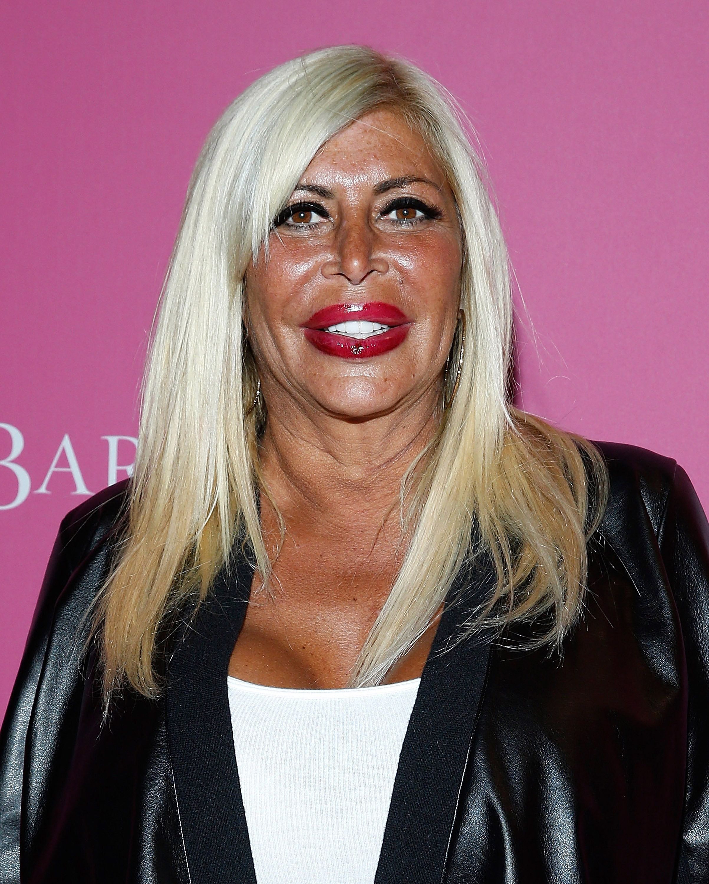 NEW YORK, NY - MAY 13:  Angela 'Big Ang' Raiola attends OK! Magazine's So Sexy NYC event at HAUS Nightclub on May 13, 2015 in New York City.  (Photo by John Lamparski/WireImage)