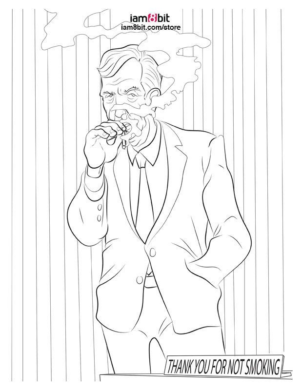 An 'X-Files' Coloring Book For The Believer In Your Life ...