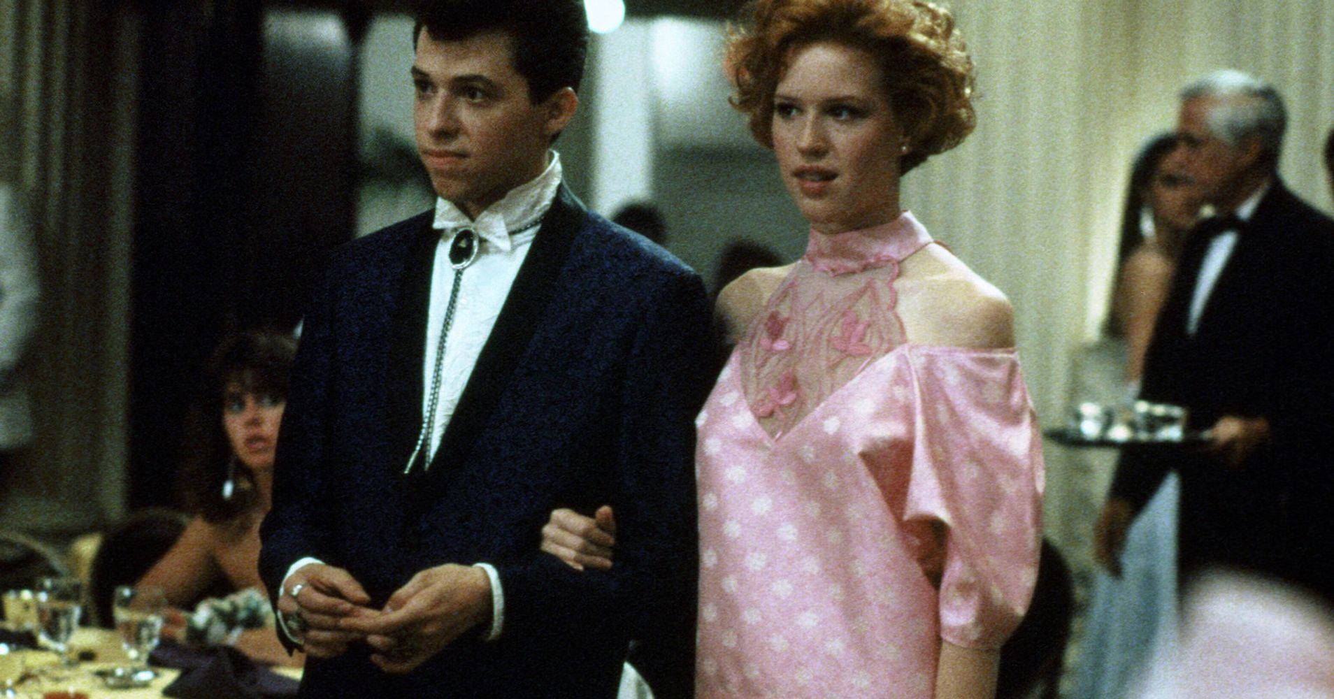 39 pretty in pink 39 director on that original and hated ending huffpost. Black Bedroom Furniture Sets. Home Design Ideas