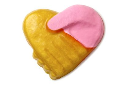 """Lush Cosmetics launched a new soap product, named the """"Hand of Friendship,"""" to raise money for groups helpingtowe"""