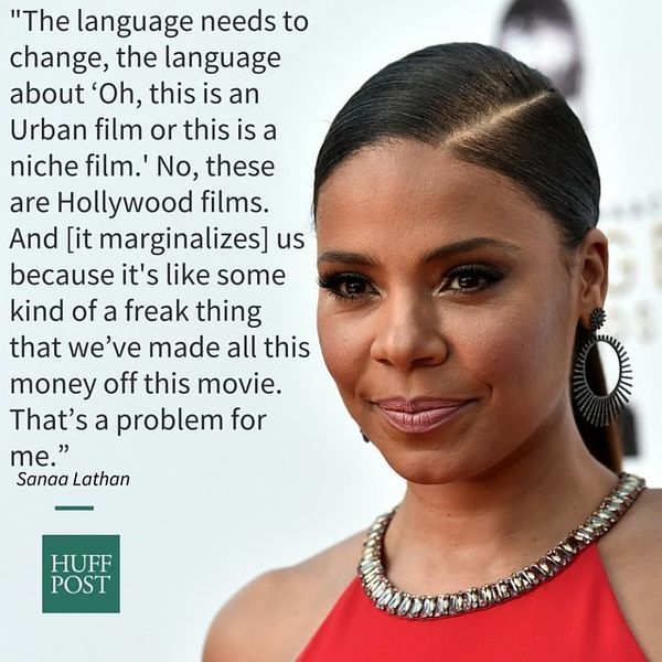 "On how Hollywood <a href=""http://www.huffingtonpost.com/entry/sanaa-lathan-the-perfect-guy_us_55e48382e4b0b7a96339a9f0"">margi"