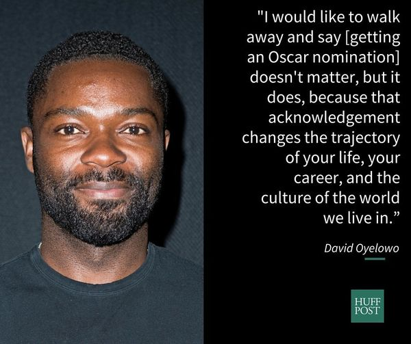 "On why <a href=""http://www.hollywoodreporter.com/news/actor-david-oyelowo-slams-academy-857045"" target=""_blank"">Oscar nominat"