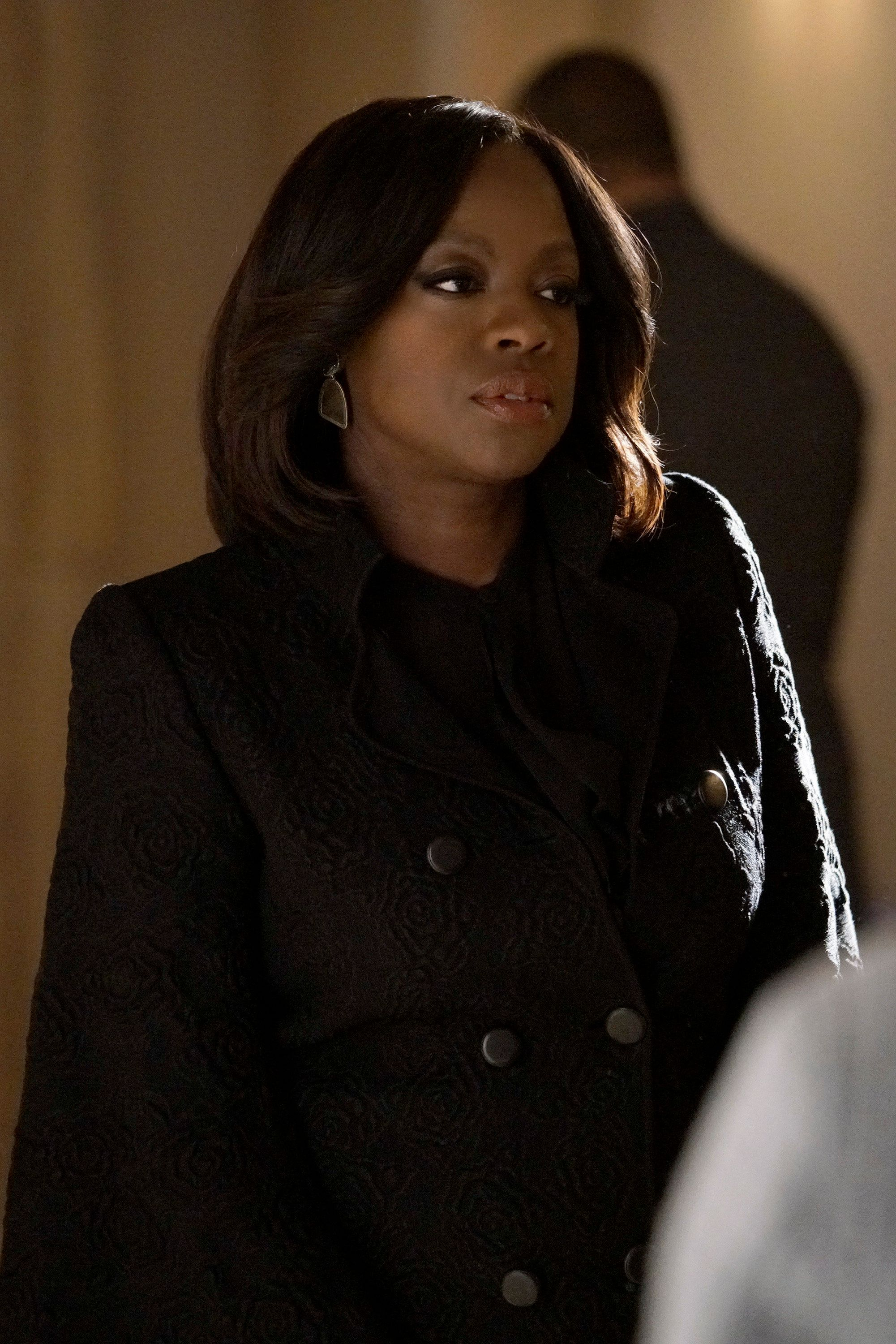 HOW TO GET AWAY WITH MURDER - 'She Hates Us' - Tensions in the Keating household run high, as each student struggles in their own way trying to return to normalcy. In a flashback, we'll learn new details about Annalise's past on 'How to Get Away with Murder,' THURSDAY, FEBRUARY 18 (10:00-11:00 p.m. EST) on the ABC Television Network. (Photo by Michael Desmond/ABC via Getty Images) VIOLA DAVIS
