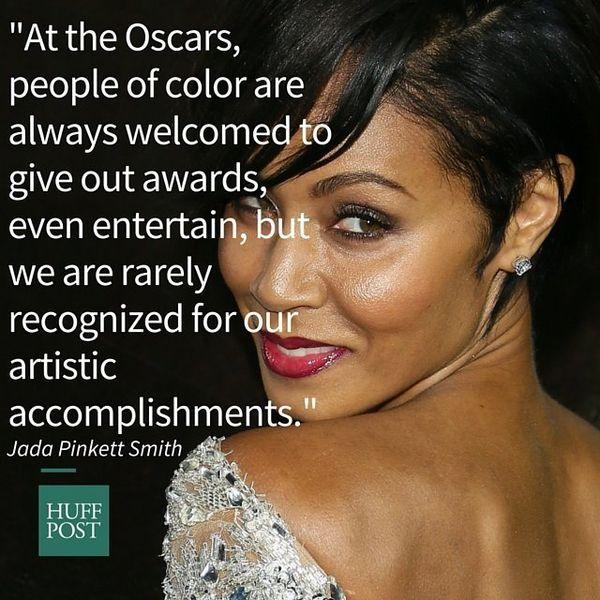 "On why <a href=""http://www.etonline.com/news/180194_jada_pinkett_smith_debates_boycotting_oscars_over_all_white_nominees/"" ta"