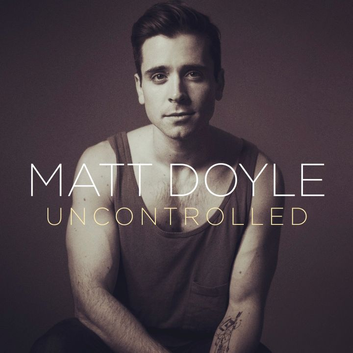 "The album cover for ""Uncontrolled,"" which will be released Feb. 26."