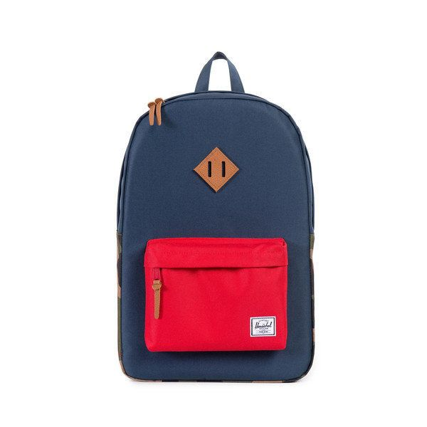 "Herschel Supply Co. is the latest brand to leave its ""heritage"" aesthetic -- classic, Americana, lumbersexual, whatever you want to call it -- behind, replacing it with a newer street style aesthetic."