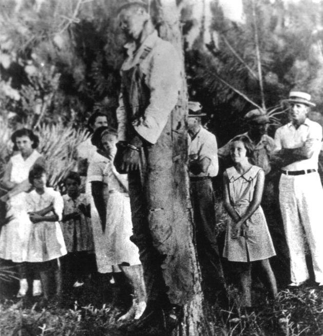 Rubin Stacy was lynched in Fort Lauderdale, Florida, in July