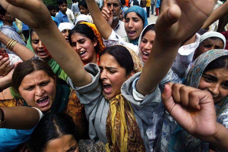 信念を持ったとき女性は強くなる。世界中で抗議の声を上げる姿を捉えた58枚の写真